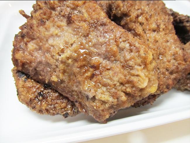 カントリーステーキ  作り方 レシピ
