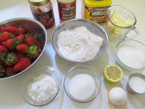 ストロベリーコブラ― 作り方 レシピ1