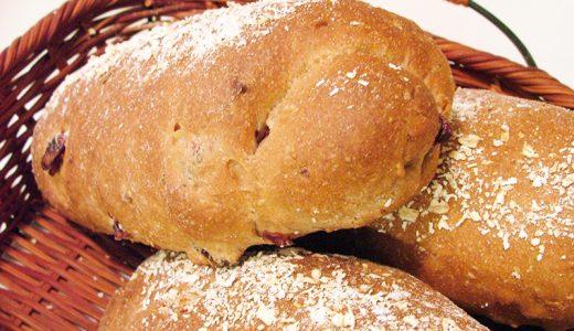 紅茶にとってもよく合う「クランベリーブレッド」の作り方 Cranberry Bread