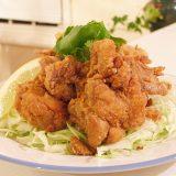 チャイニーズ風から揚げ アメリカ人好みの味付けが人気 Chinese Fried chicken