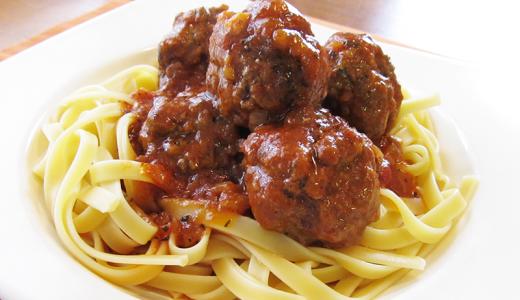 シチリアン直伝!シチリアンミートボールの作り方 Sicilian Meatballs