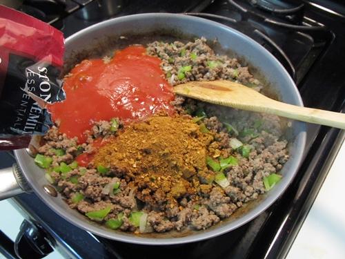 タコライス 作り方 レシピ